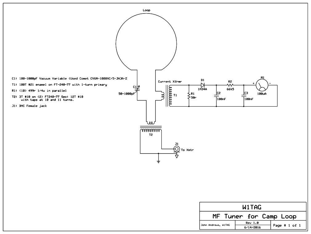 Loop Antennas for 630 Meter Transmitting